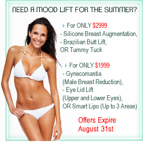 Cosmetic Surgery Promotions
